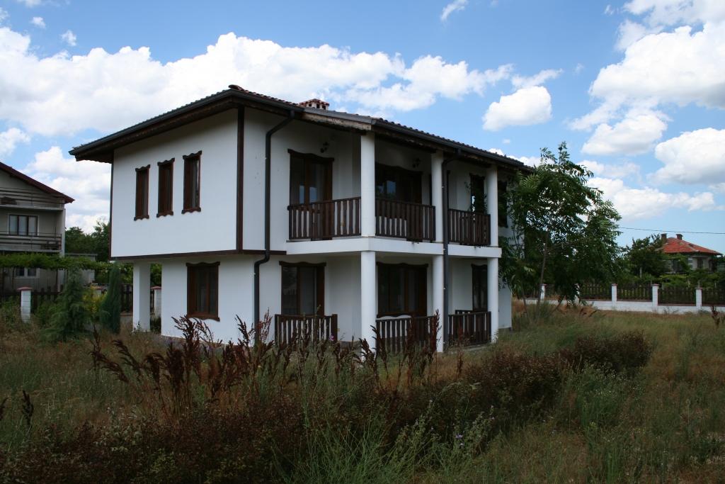 къща с. Бенковски